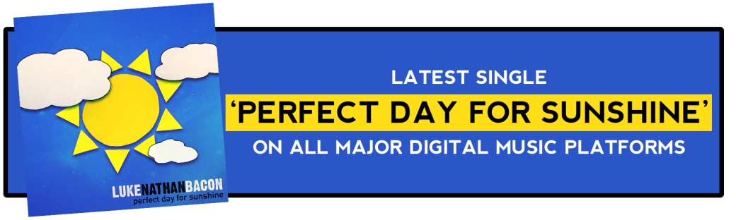 Perfect Day For Sunshine Website Banner